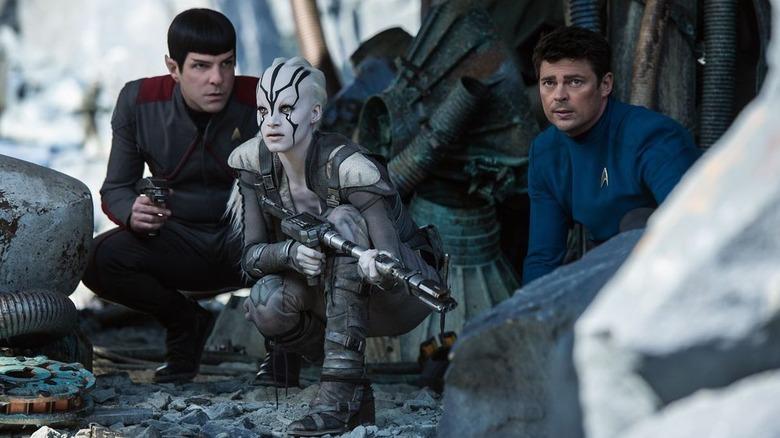 Zachary Quinto in Star Trek Beyond