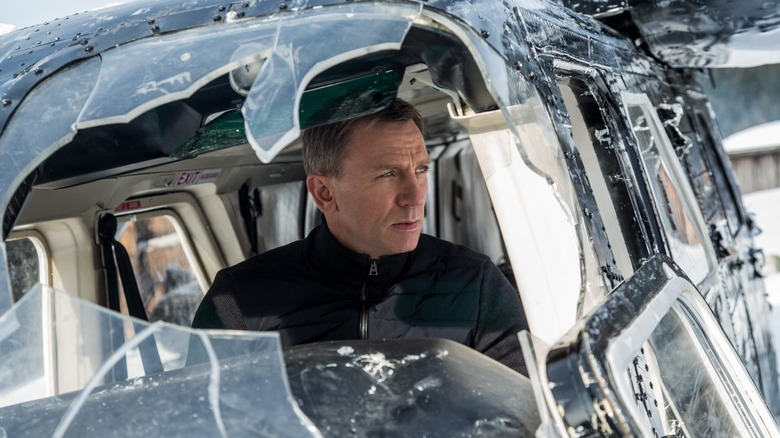 The most expensive stunt in James Bond history