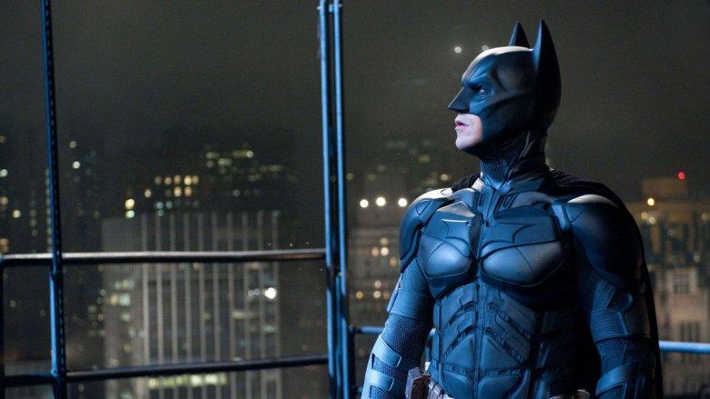 Christian Bale in The Dark Knight (2008)