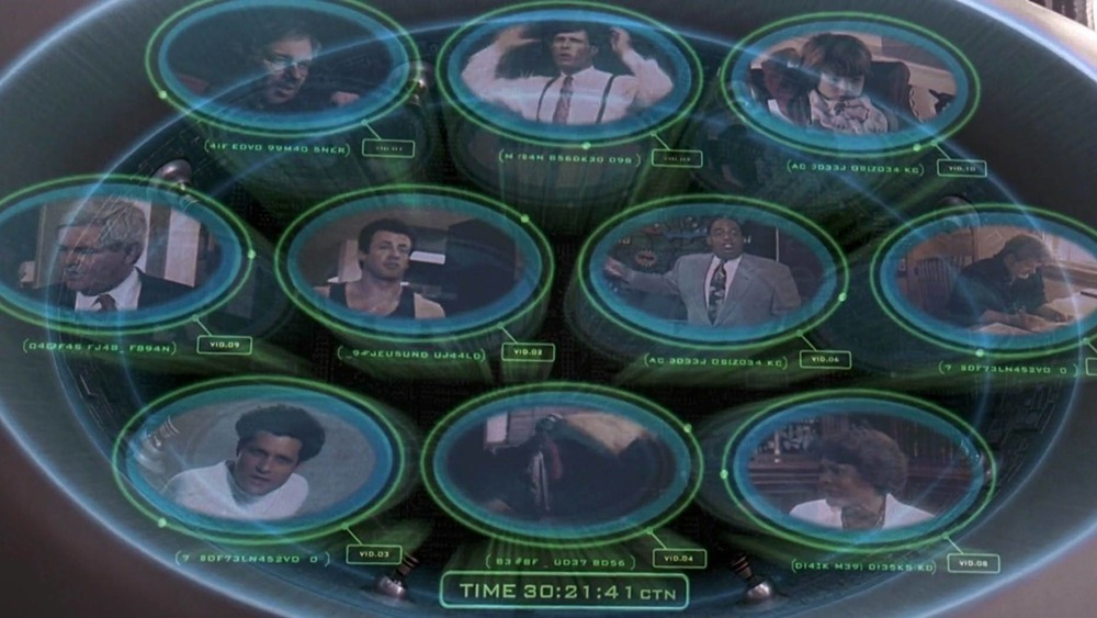 Men in Black Easter eggs