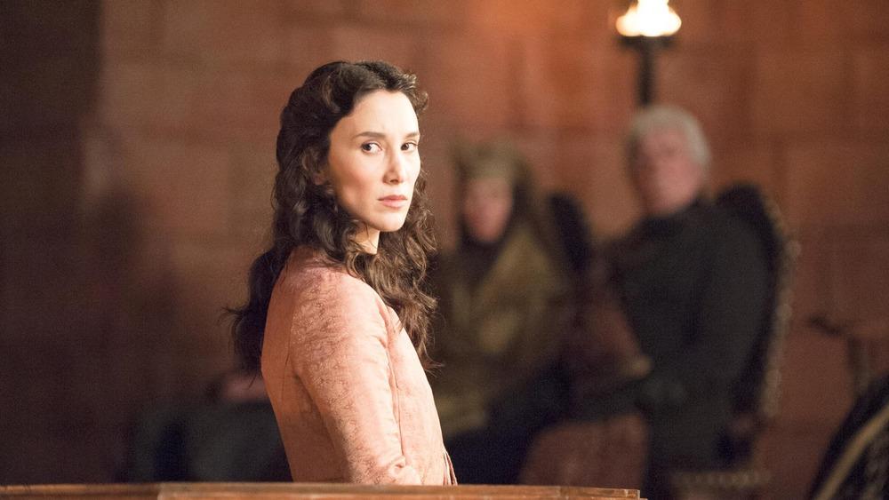 Sibel Kekilli as Shae on Game of Thrones
