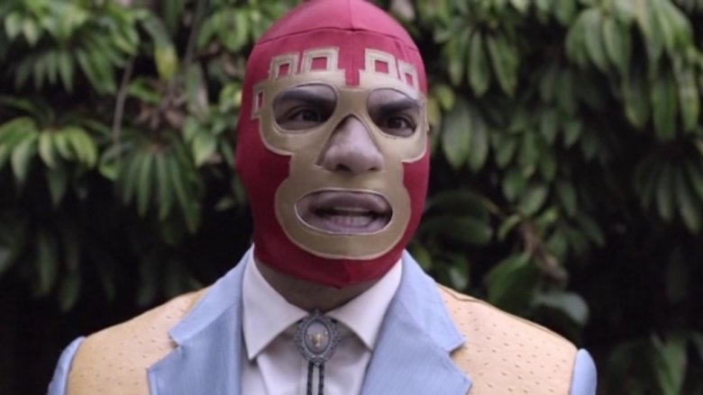 Ricardo Adam Zarate as El Monstruo in Lowlife