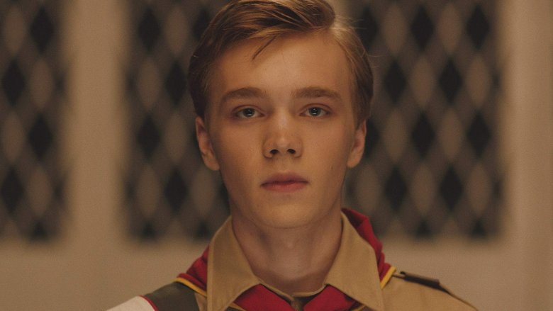 Charlie Plummer in The Clovehitch Killer
