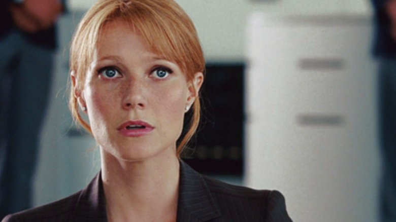 Gwyneth Paltrow in Iron Man