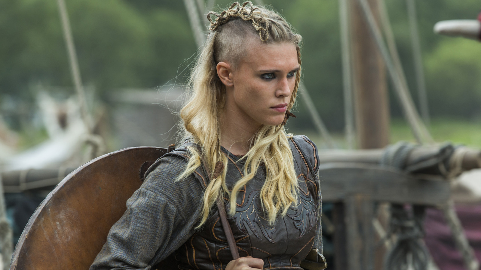 The Real Reason Thorunn From Vikings Disappeared