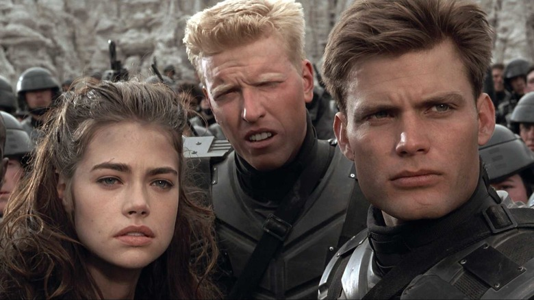 The Starship Troopers Scene That Means More Than You Think