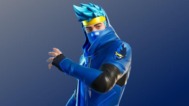 Ninja's Fortnite skin