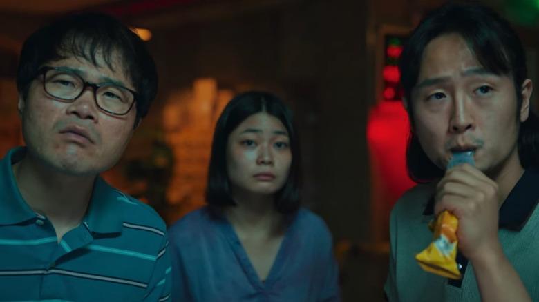 A aterrorizante série de terror de sobrevivência para todos na Netflix 3