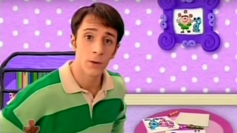 Whatever Happened To Steve From Blue S Clues
