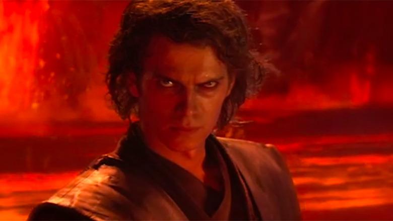 Scene from Revenge of the Sith