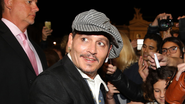 The unlikely way Johnny Depp became famous