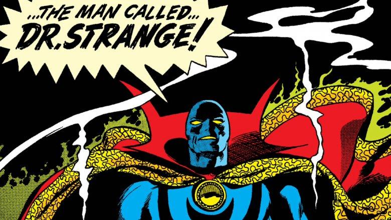 Doctor Strange's alternate costume