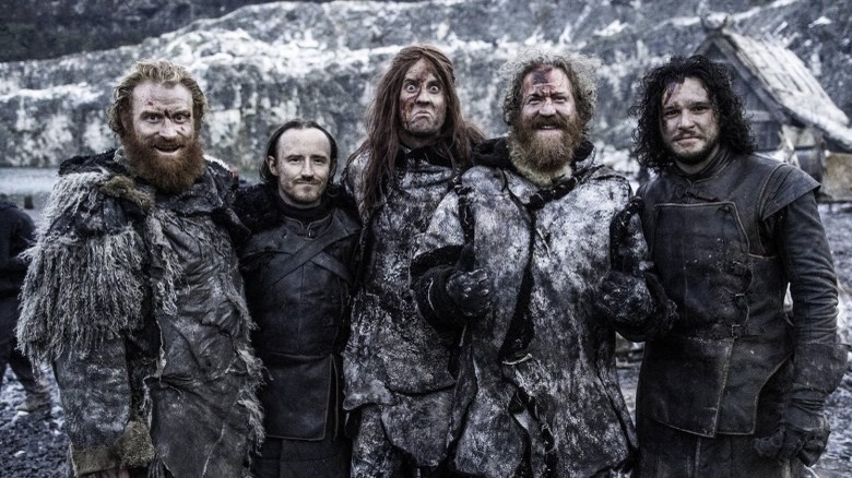Mastodon as Wildlings