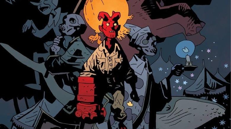 Baby Hellboy