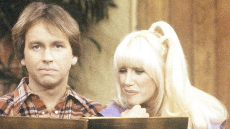 John Ritter, Suzanne Somers