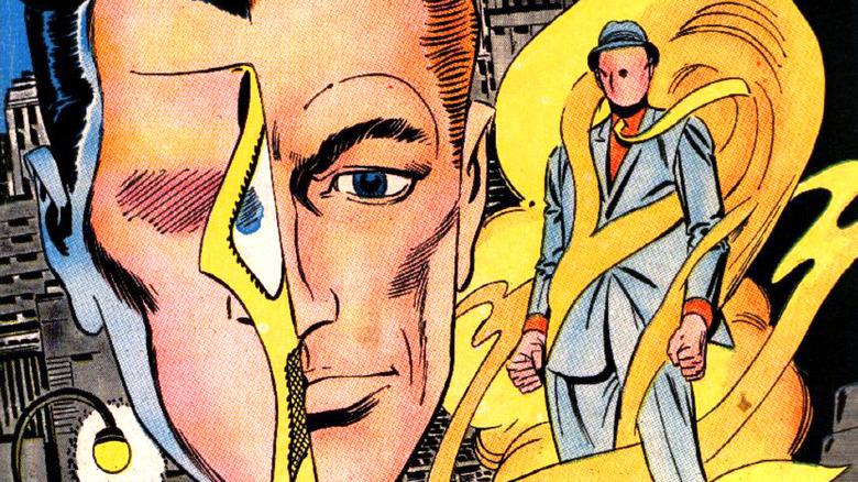 The Question Steven Ditko DC Comics