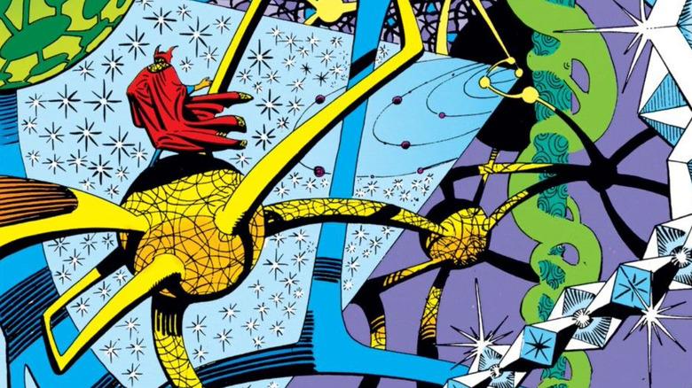 Doctor Strange Steve Ditko Marvel Comics