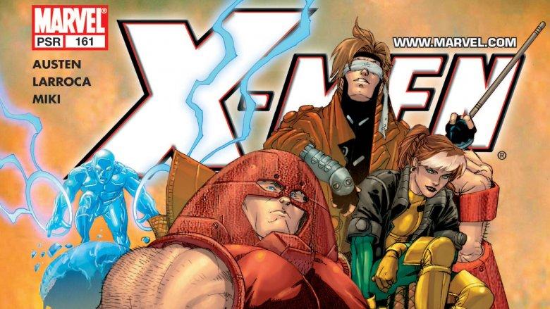 Juggernaut X-Men