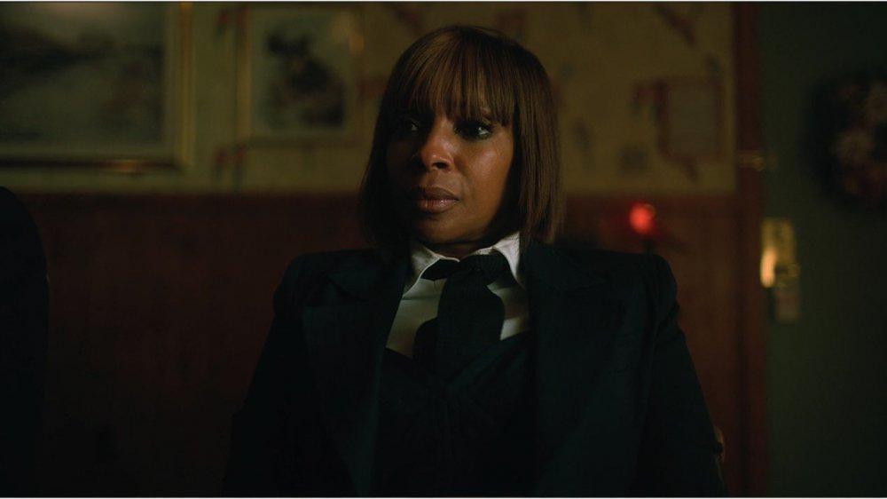 Mary J. Blige in The Umbrella Academy