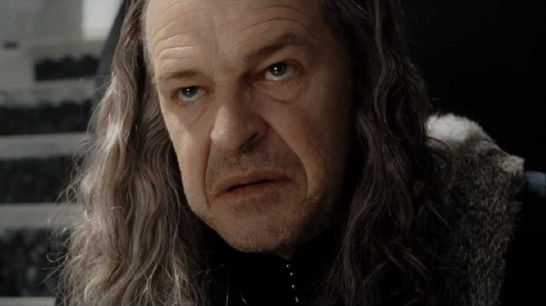 John Noble in Lord of the Rings: Return of the King