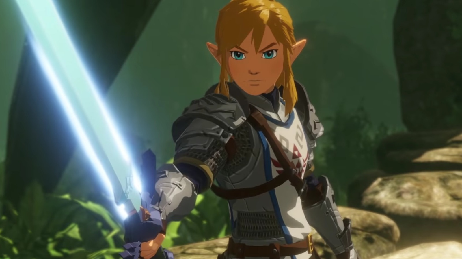 These Are The Best Weapons For Link In Age Of Calamity