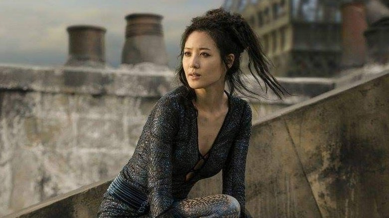 Claudia Kim in Fantastic Beasts: The Curse of Grindelwald