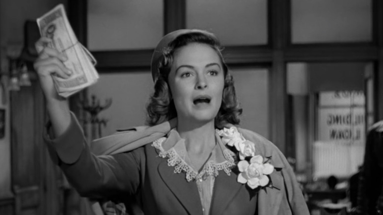 Donna Reed as Mary Hatch in It's a Wonderful Life