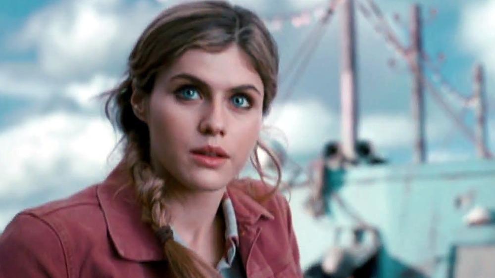 Annabeth in Percy Jackson