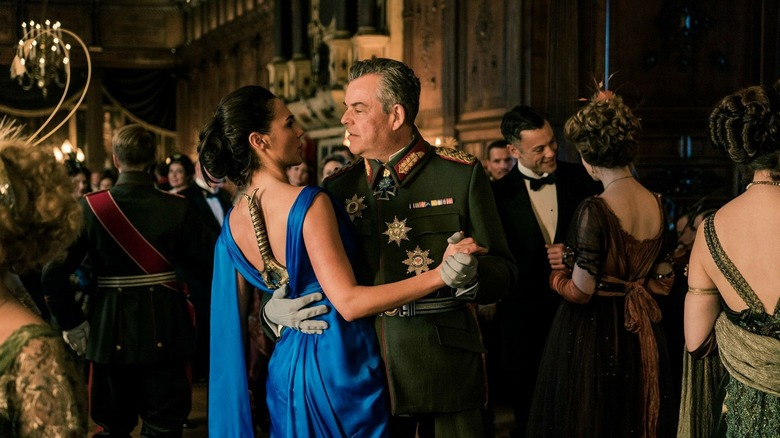 Wonder Woman and General Ludendorff
