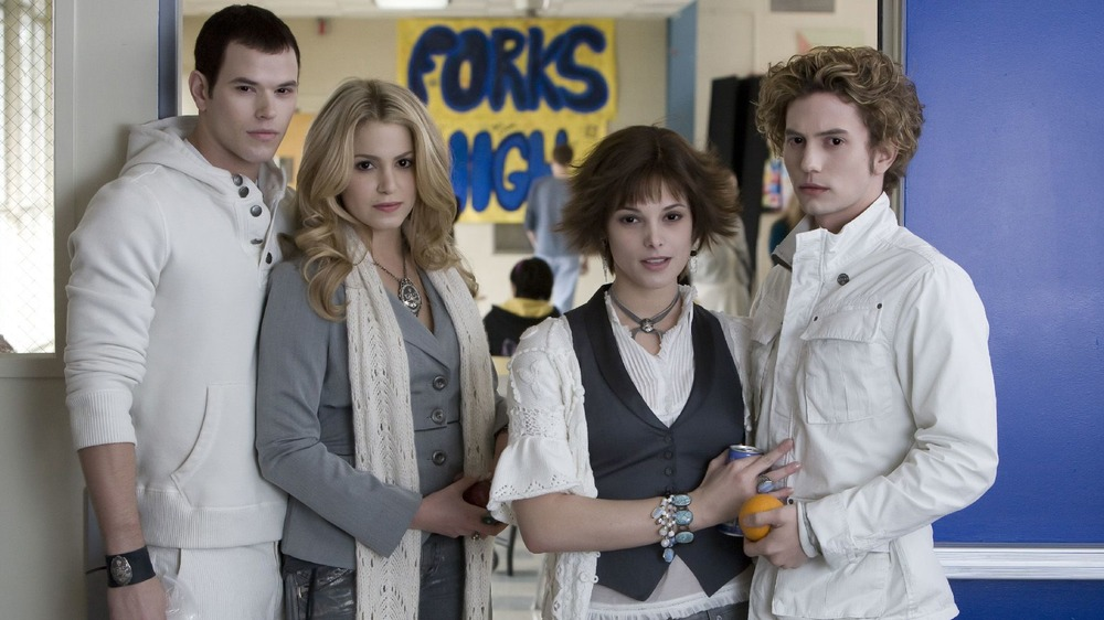 The Cullens in Twilight