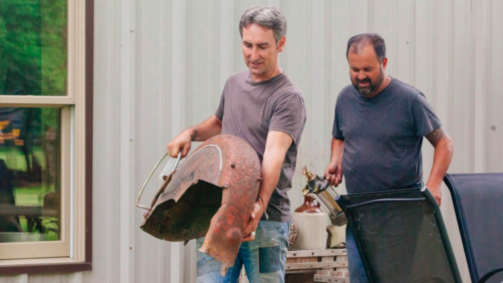 This is what happens to American Pickers' finds after the show
