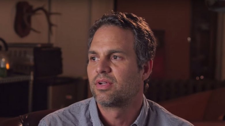 Mark Ruffalo Coping With The Paralysis Proved Difficult Enough But Road To Recovery Posed New Challenges According He Gained 40 Pounds