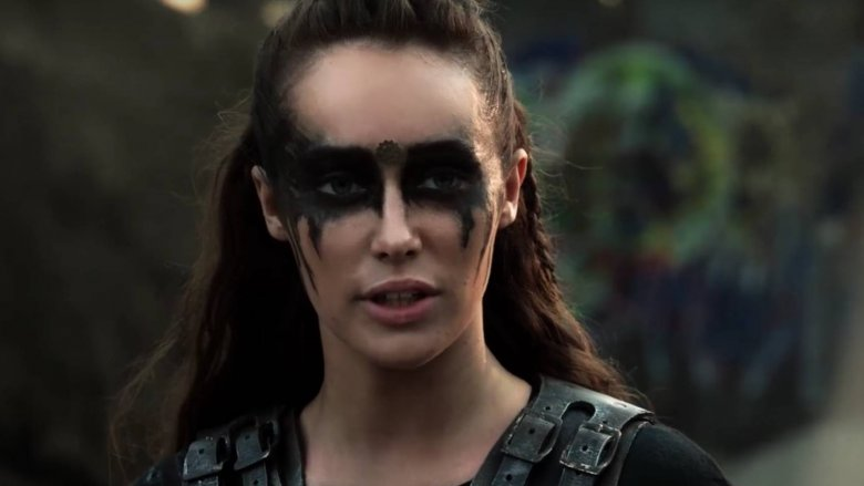Alycia Debnam-Carey as Lexa