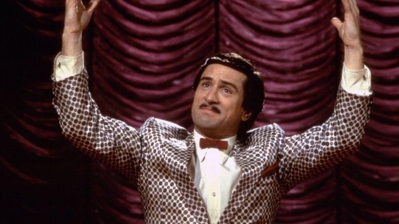 Robert De Niro in The King of Comedy