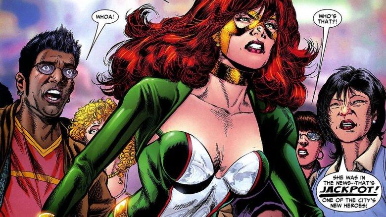 Jackpot, Marvel Comics