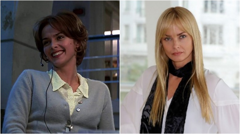Izabella Scorupco then and now