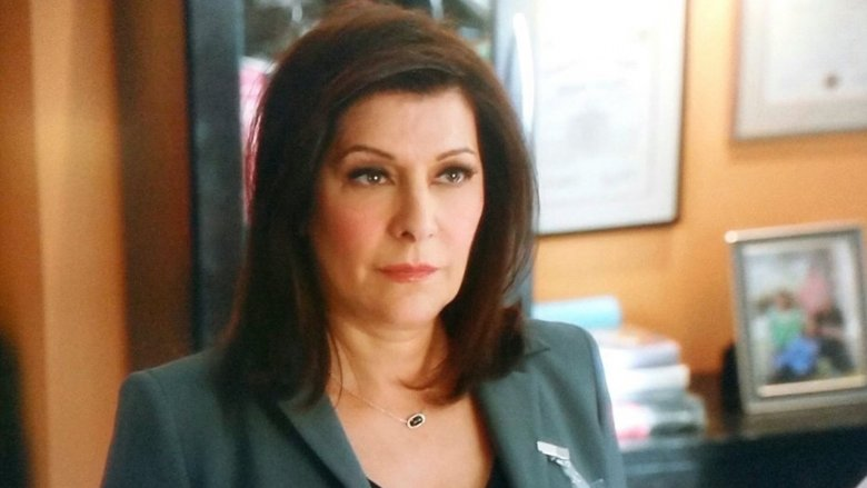 Marina Sirtis in NCIS