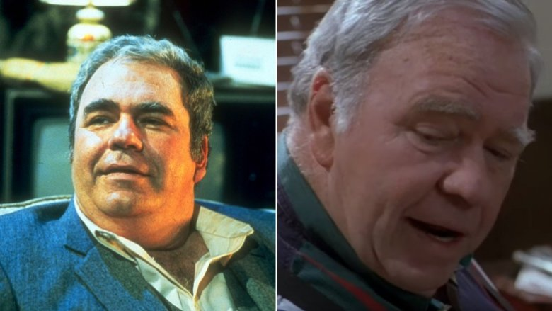 Hoyt Axton in 1984 and 1999