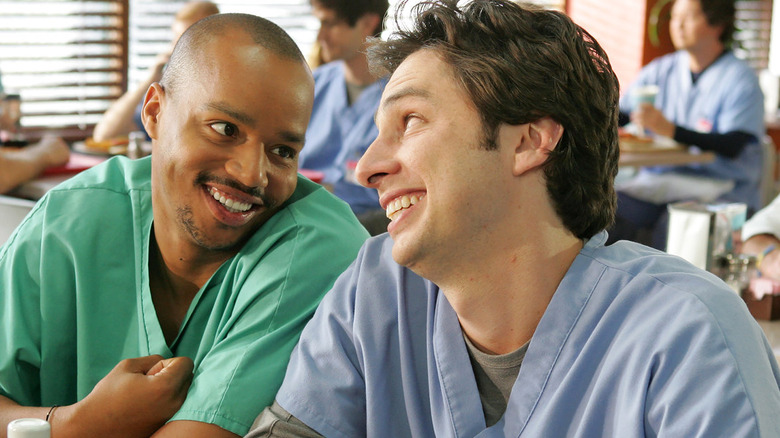 What the cast of Scrubs looks like today