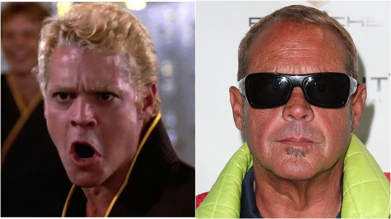 Chad McQueen then and now