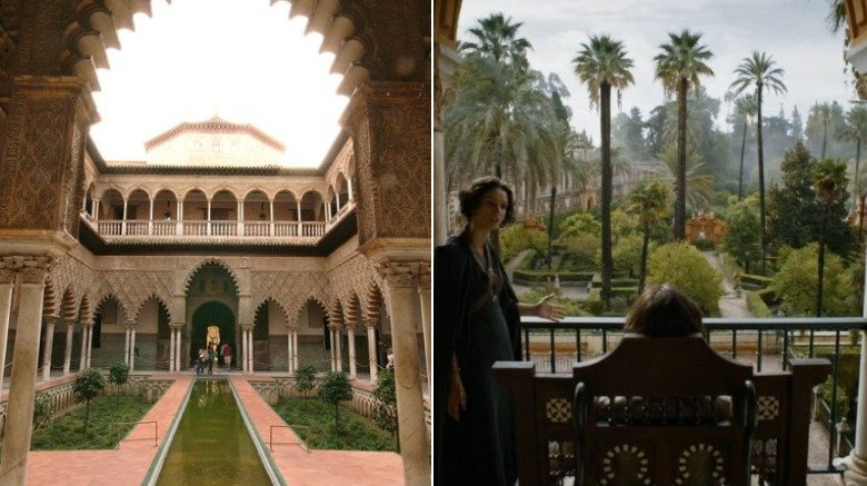 Alcazar of Seville, Spain (Dorne)
