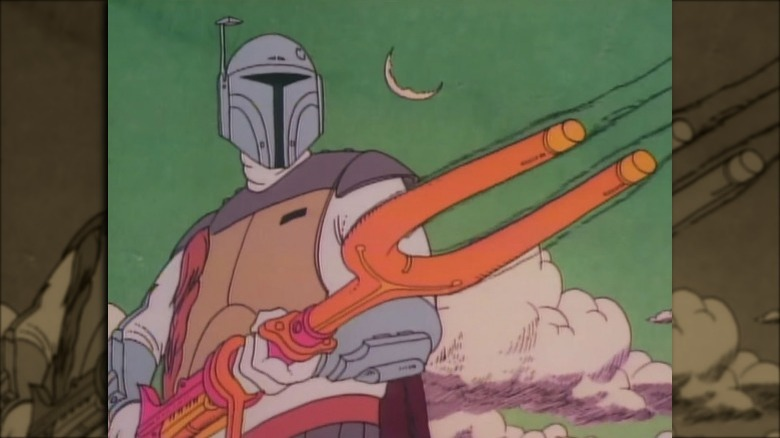 Boba Fett from the Star Wars Holiday Special