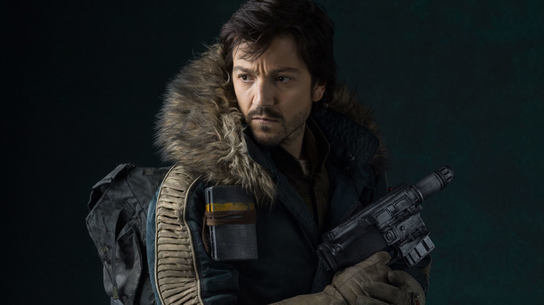 Diego Luna as Cassian Andor in Rogue One
