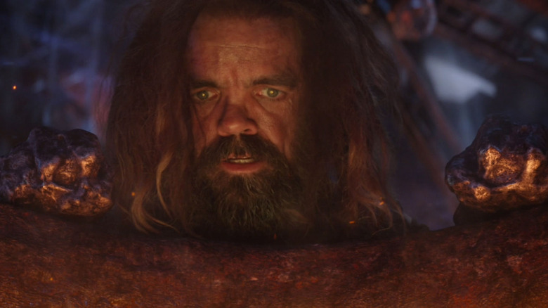 Eitri the Dwarf in Avengers: Infinity War