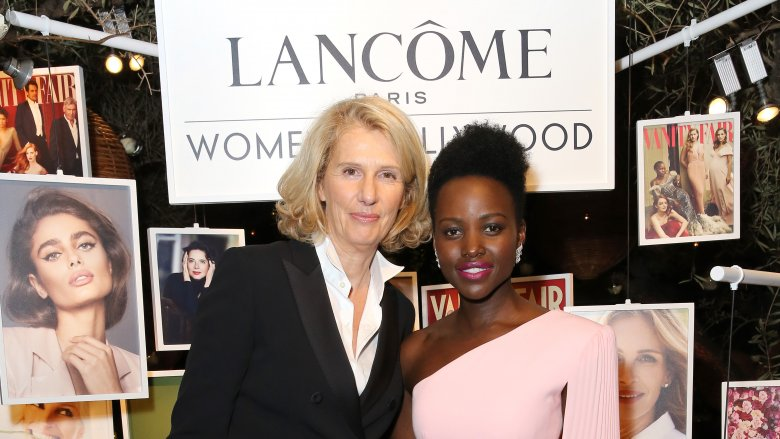 Lupita Nyong'o and Francoise Lehmann