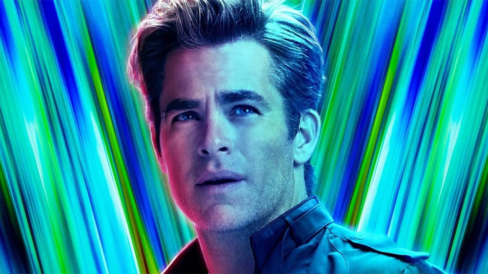 Why Chris Pine found his Wonder Woman 1984 role so challenging