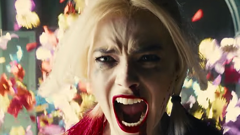 Why Harley Quinn's Spear In The Suicide Squad Trailer Might Mean More Than You Think