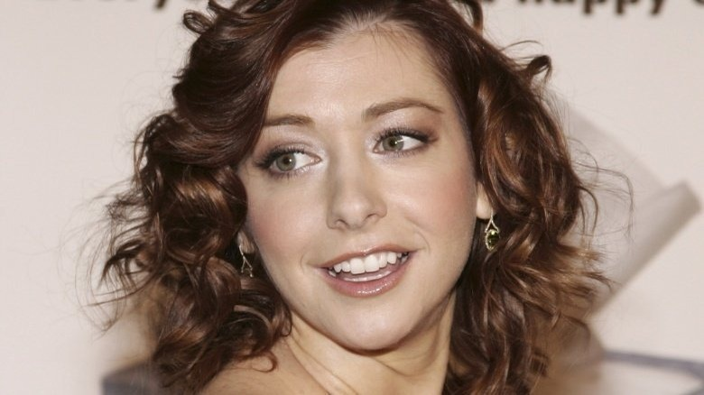 Why Hollywood Won't Cast Alyson Hannigan Anymore