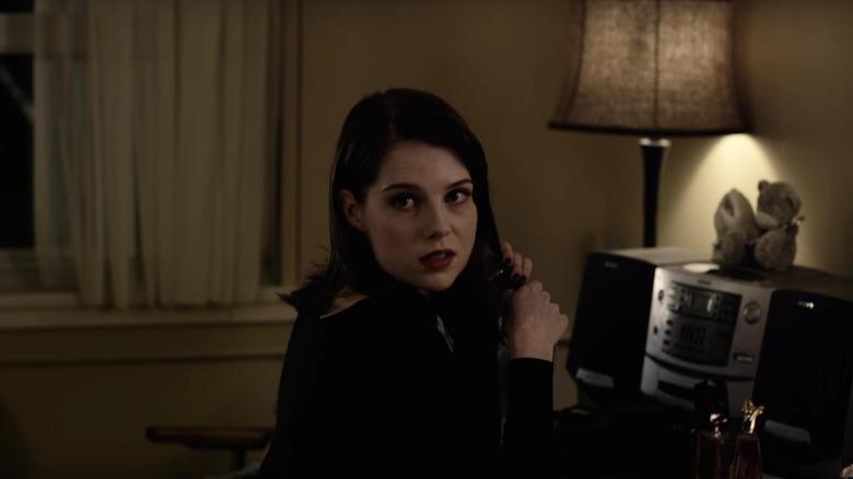 Lucy Boynton in The Blackcoat's Daughter