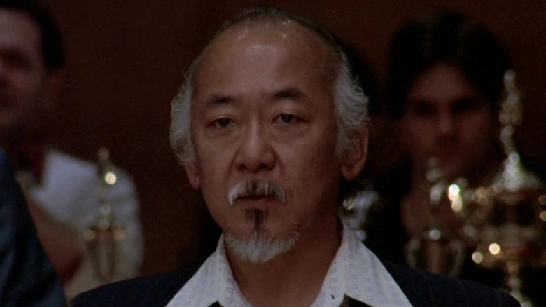 Why Pat Morita was the producer's last choice for Mr. Miyagi